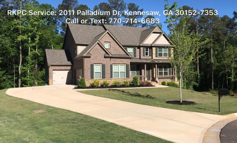 RKPC Service: 2011 Palladium Dr NW, Kennesaw, GA 30152-7353. Call or Text: 770.7