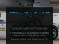 Tom W Deiters Engineering - FAA Designated Engineering Representative (DER)